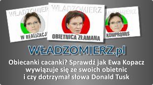 Władzomierz - oceń rządy Donalda Tuska