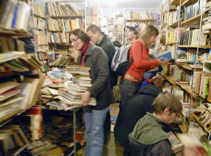 Co będziemy czytać w roku 2008?