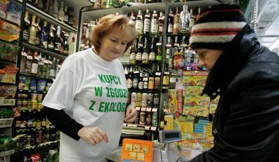 """Do akcji """"Dzień bez foliówek"""" przyłącza się w Łodzi coraz więcej osób"""