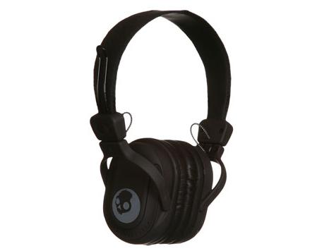 Słuchawki wstrzykują muzykę wprost z karty SD