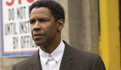 """Denzel Washington w filmie """"American Gangster"""""""