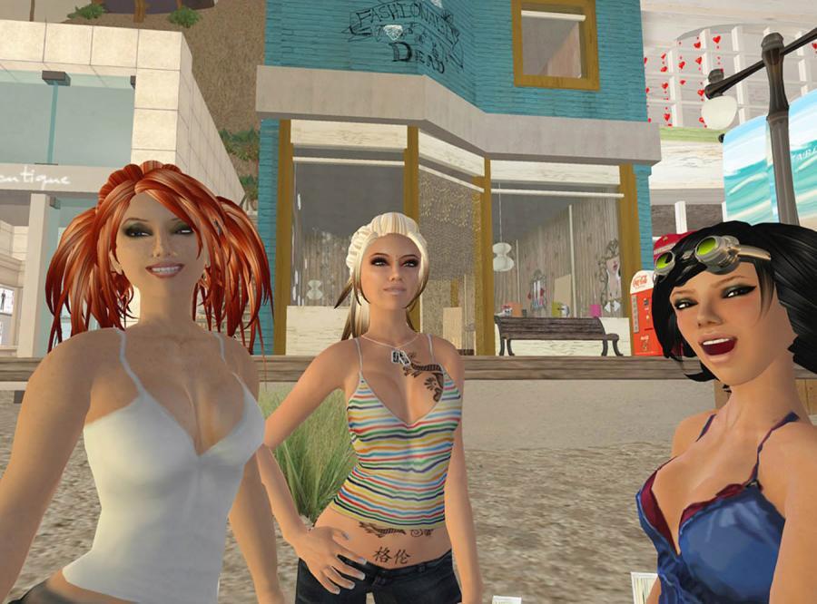 Second Life pomaga chorym z zaburzeniami psychicznymi