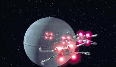 """W """"Gwiezdnych Wojnach"""" próżnia jest pełna dźwięków"""