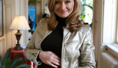 Martyna Wojciechowska będzie piękna mamą