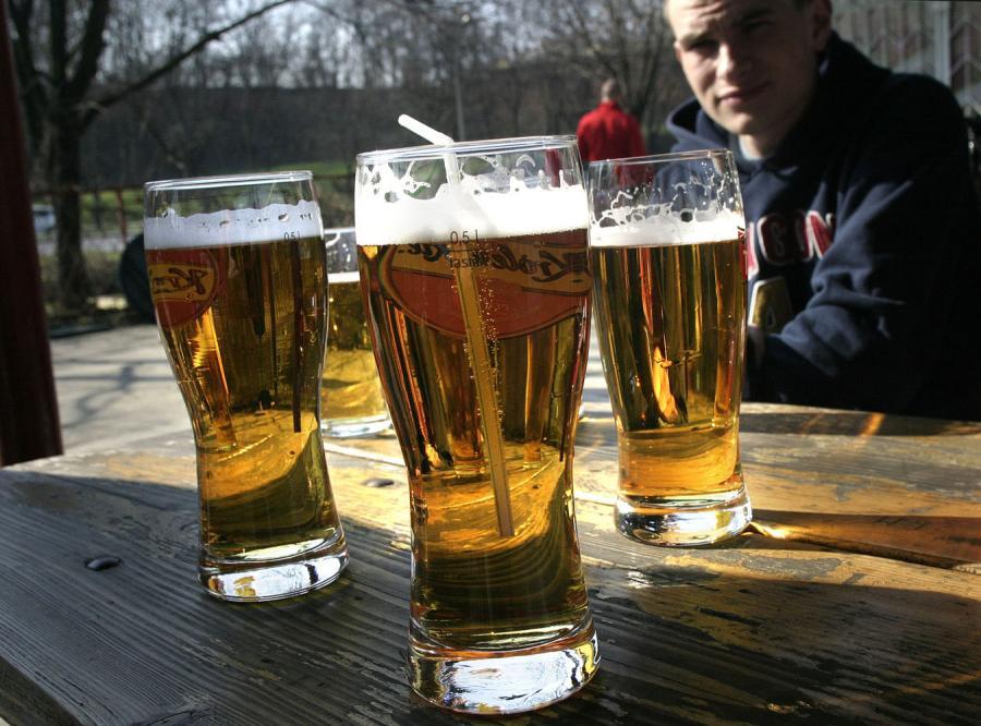 Piwo zdrożeje latem