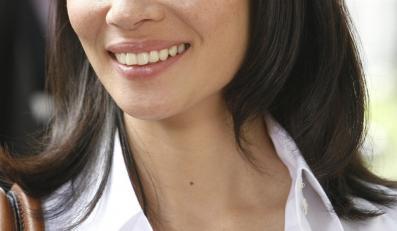 """Lucy Liu, aktorce znanej z """"Aniołków Charliego"""", """"Ally McBeal"""" czy """"Kill Billa"""" również udało się pokonać raka piersi"""