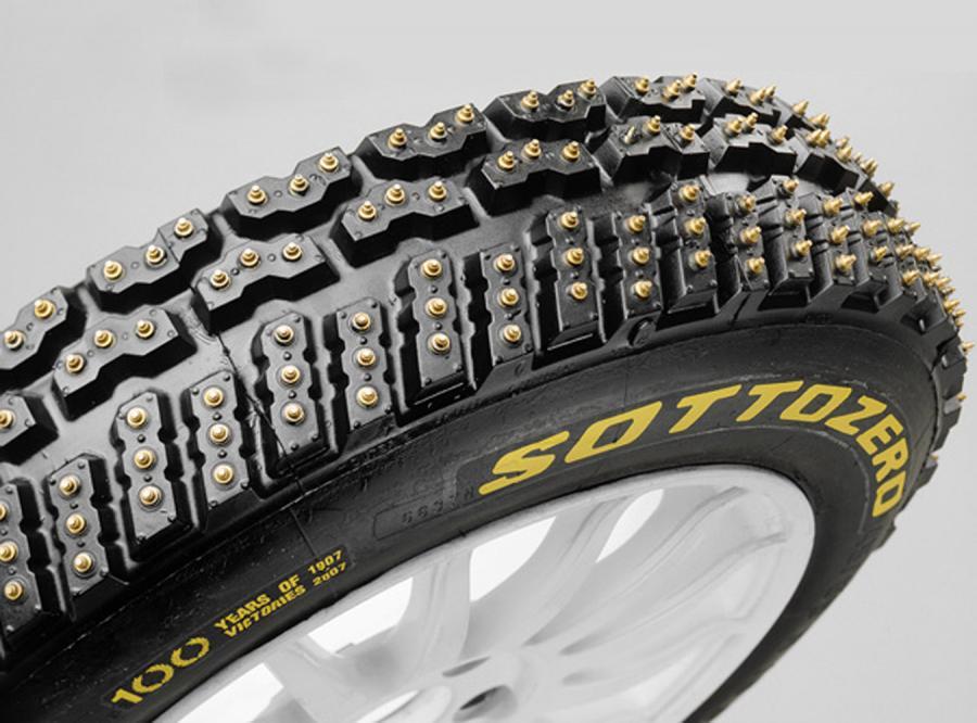 Pirelli uzbroiło maszyny WRC