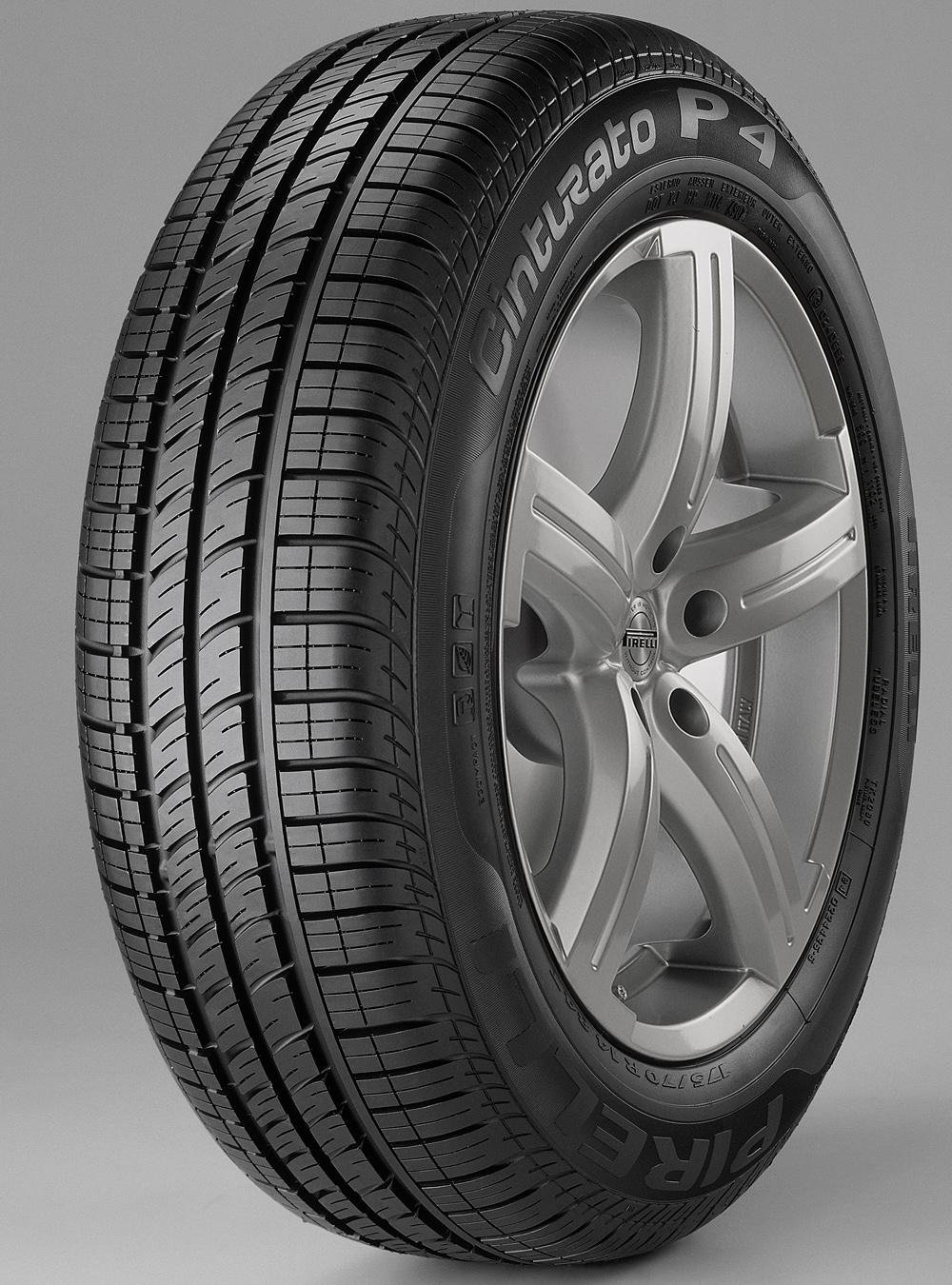 Asymetryczna opona Pirelli Cinturato P4
