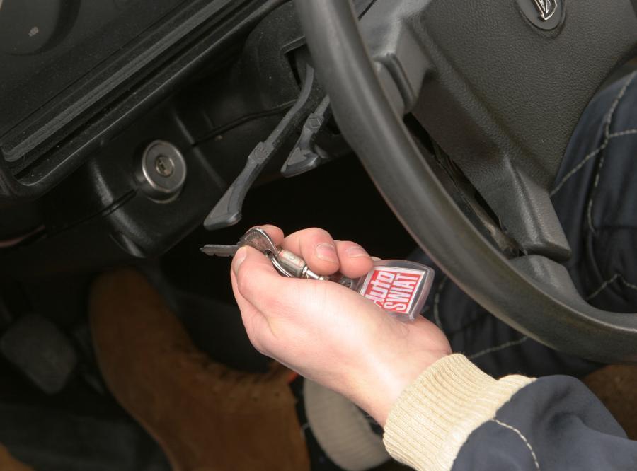 Przekręcasz kluczyk - i nic. Co robić?