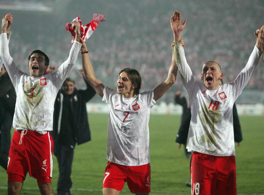 Polska drużyna gorsza od Ugandy