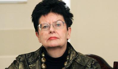 """Joanna Senyszyn krytykuje bpa.Pieronka za porównanie lewicy do """"psów i szczurów"""""""