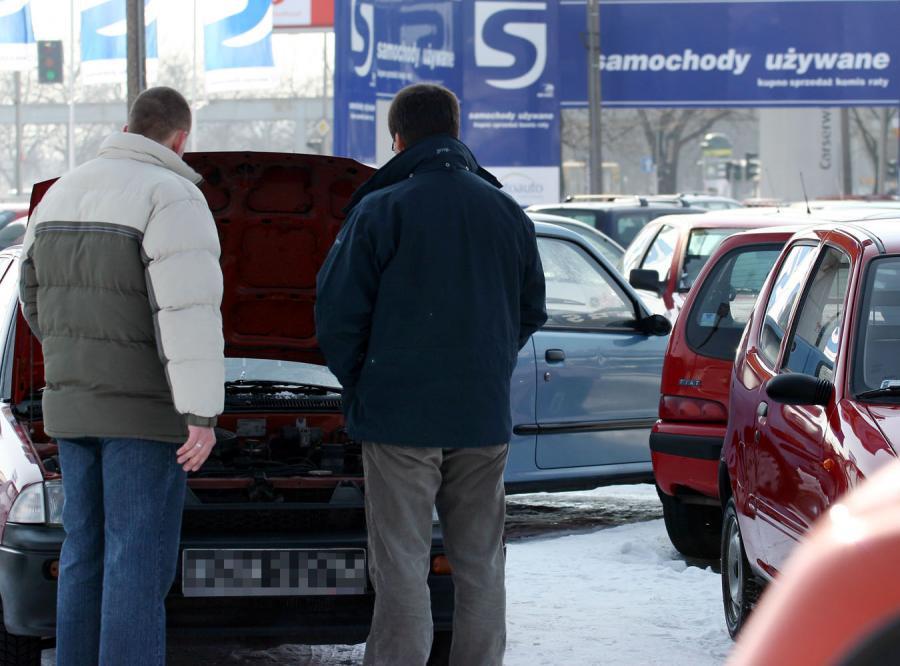 Samochód kupimy z rabatem jak w hurcie