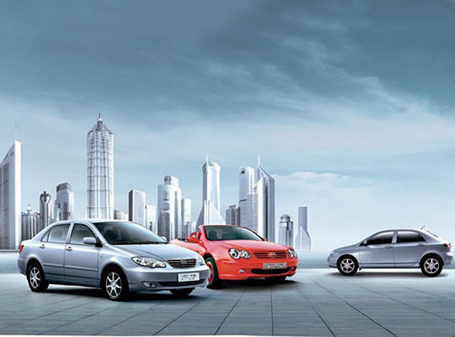 Changfeng Motor, BYD Auto. Czy znamy Chińską motoryzację