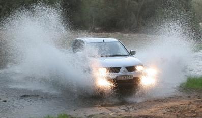 Mitsubishi dumne z wyników!