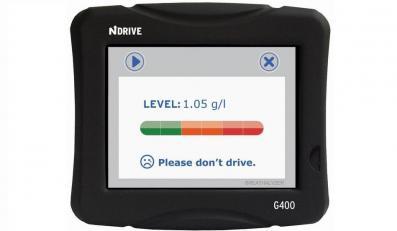 Dotąd trafiały się takie urządzenia, jak GPS z alkomatem. Teraz będzie można skorzystać z wirtualnego alkomatu