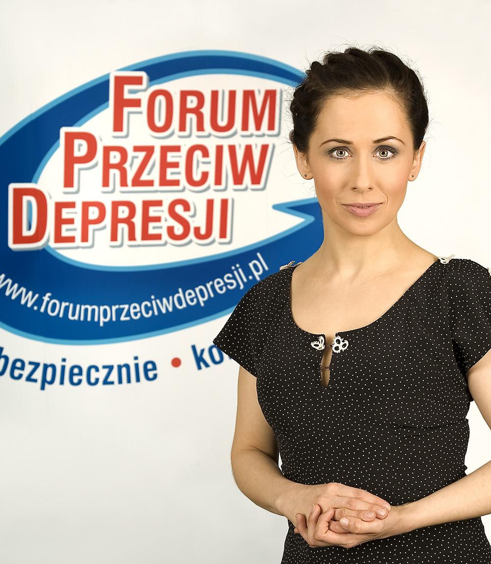 Jolanta Fraszyńska została Honorowym Ambasadorem akcji \