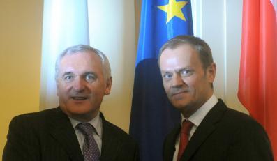 W sto dni cudu nie zrobimy - mówi Donald Tusk po spotkaniu z premierem Irlandii