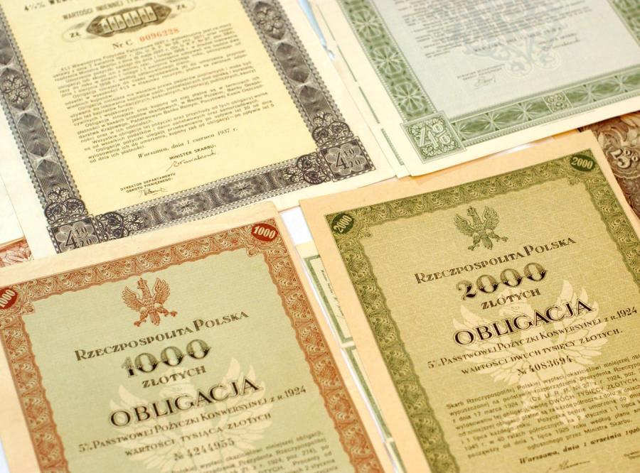 PiS i PO nic nie zrobiły w sprawie przedwojennych obligacji