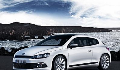 Volkswagen scirocco powraca w nowej formie