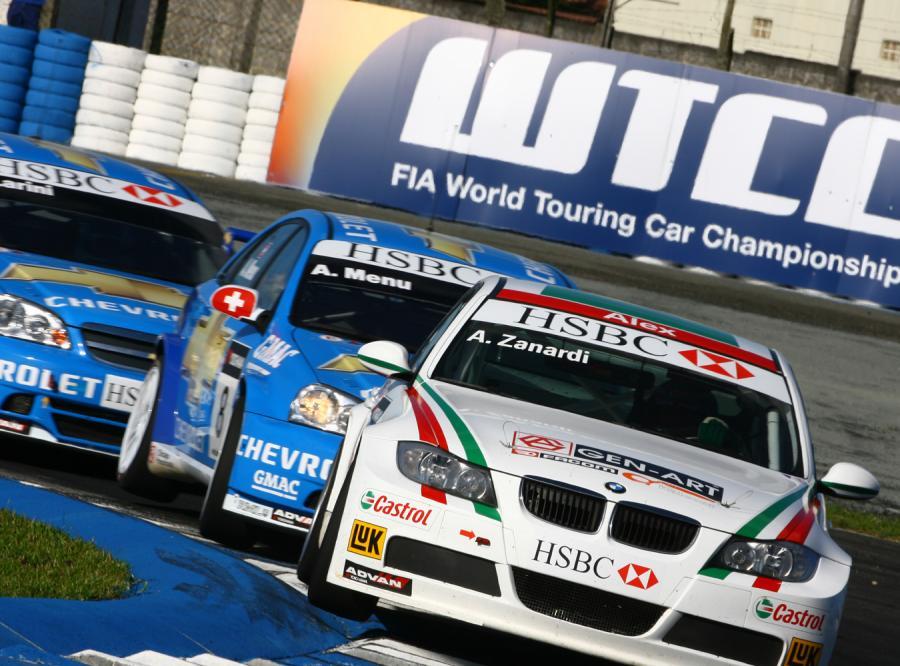 Na torze w Brazylii ruszyła pierwsza runda WTCC
