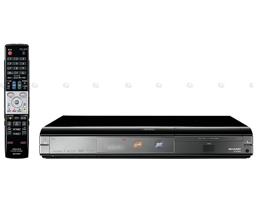 Świeże bułeczki od Sharpa - nagrywarki DVD DL z HDD i cyfrowym tunerem