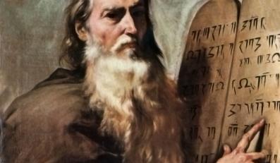 Żydowski naukowiec: Dziesięć Przykazań to narkotyczna wizja