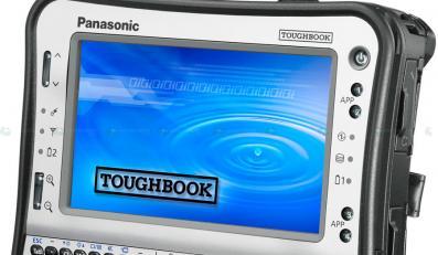 Twardziel od Panasonica na nuklearną pożogę