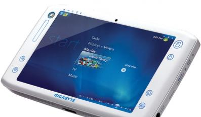 Premiera nowego UMPC od Gigabyte na targach CeBIT '08