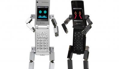 Telefony komórkowe jak z kreskówki