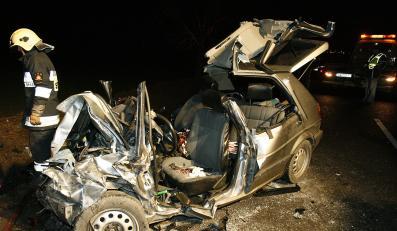 Szokujące policyjne zdjęcia przestrogą dla kierowców