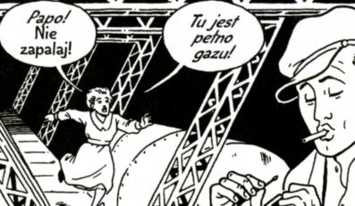 """Powieść graficzna """"Berlin, miasto kamieni"""" to błyskotliwy przykład udanego mariażu literatury z komiksem"""