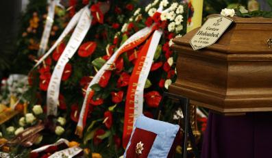 Prezydent przyznał dziś Holoubkowi najwyższe polskie odznaczenie, Order Orła Białego