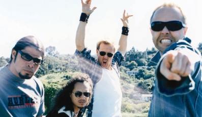 Metallica zachęca fanów do kupowania płyt poza internetem