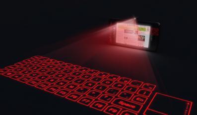 Wirtualna klawiatura w nowej komórce LG?