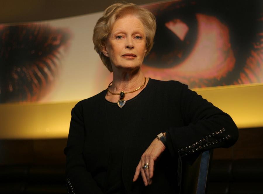 Beata Tyszkiewicz grała również w filmach zagranicznych - francuskim, rosyjskim, a nawet indyjskim