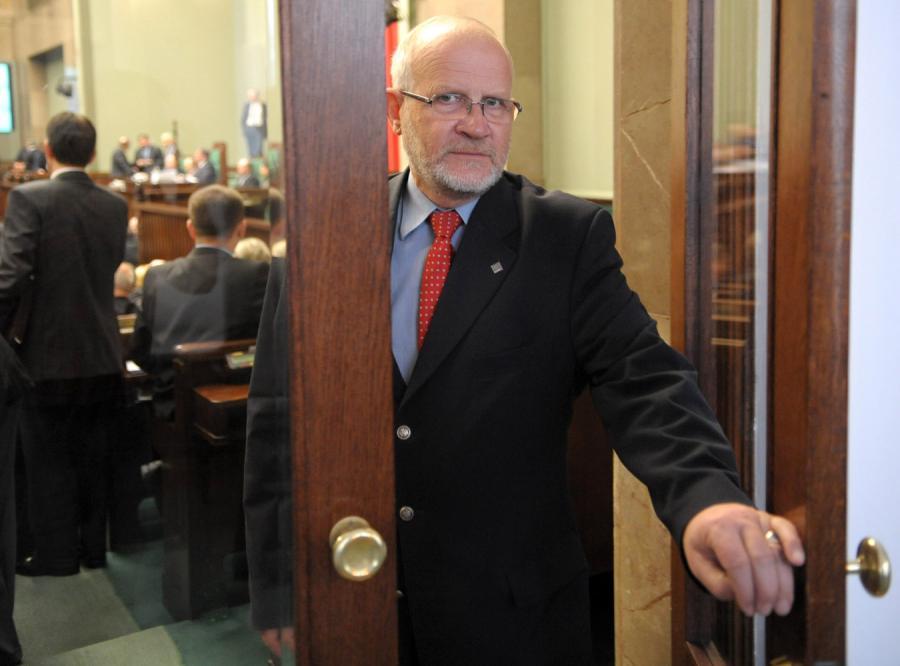 Dlaczego Widacki odszedł z komisji