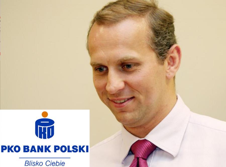 Dyrektor w PKO BP: Klienci banków chcą bezpieczeństwa