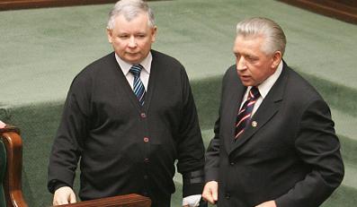 Według Leppera, o prowokacji CBA wiedział Jarosław Kaczyński