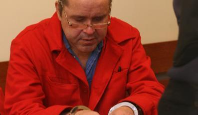 Sławomir Kościuk, oprawca biznesmena, powiesił się w celi
