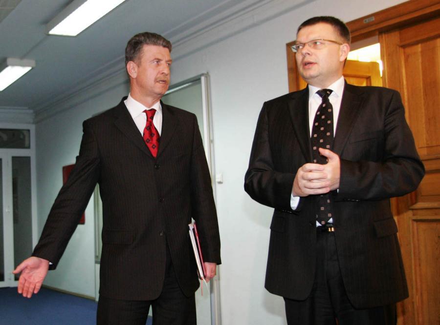 Pomorskie CBŚ pracowało dla Kaczmarka i Kornatowskiego?
