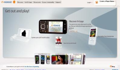 Nokia uruchomiła sieciową platformę dla  apos;komórkowych apos; graczy