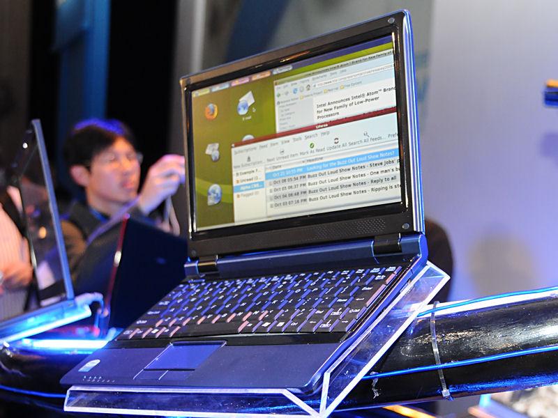 Nowy notebook Intela może zagrozić MacBookowi Air