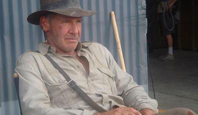 Indiana Jones ratował świat w filmie, Harrison Ford chce pomagać w realu
