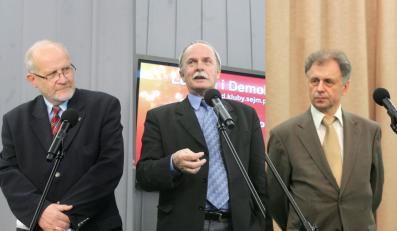 Widacki, Filar i Lis zakładają własne koło w Sejmie