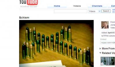"""Muzułmanin Raid al-Saeed opublikował w internecie antychrześcijański film """"Schizma"""""""