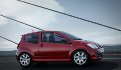 Nowością będzie C2 z silnikiem HDi o mocy 110 KM. Takie autko ma spalać średnio ledwie 4,4 l oleju napędowego na 100 km