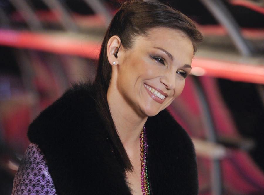 Olga Bończyk żadnej pracy się nie boi