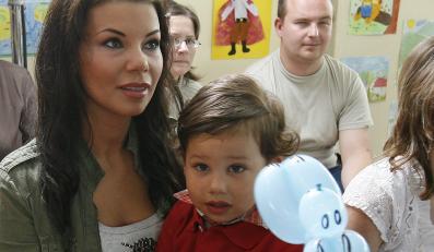 Edyta Górniak zabierze synka w trasę koncertową