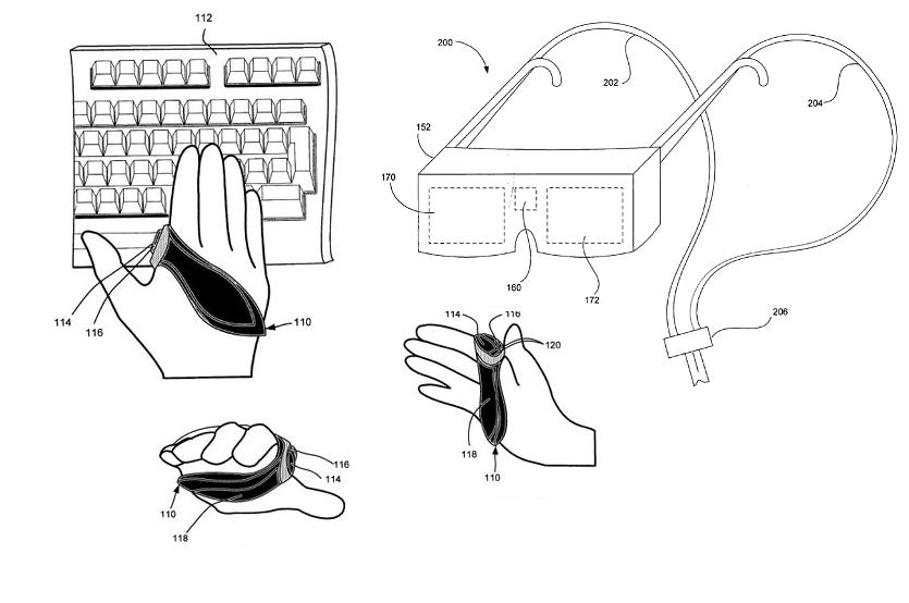 Nowe patenty od Microsoft i Apple