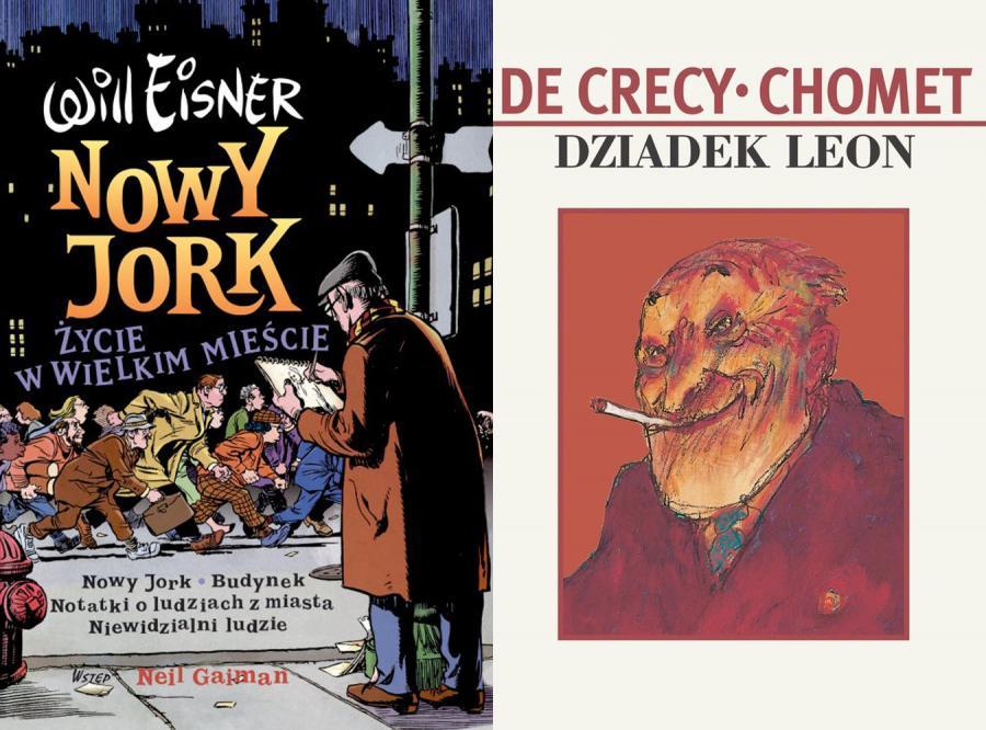 Piękna Ameryka i brzydka Europa: Komiksowe nowości